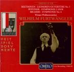 BRAHMS - Furtwängler - Symphonie n°4 pour orchestre en mi mineur op.98