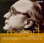 MOZART - Brendel - Concerto pour piano et orchestre n°20 en ré mineur K