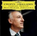 CHOPIN - Pollini - Ballade pour piano n°1 en sol mineur op.23 n°1