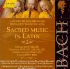 Sacred Music in Latin Vol.2