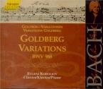 BACH - Koroliov - Variations Goldberg, pour clavier BWV.988 (Vol.112) Vol.112