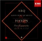 HAYDN - Alban Berg Quar - Quatuor à cordes n°75 en sol majeur op.76 n°1