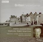Britten the performer vol.2
