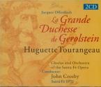 OFFENBACH - Crosby - La grande duchesse de Gérolstein