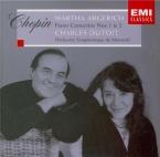 CHOPIN - Argerich - Concerto pour piano et orchestre n°1 en mi mineur op