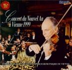 Concert du Nouvel An à Vienne 1999