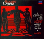 MOZART - Kertesz - La clemenza di Tito (La clémence de Titus), opéra ser