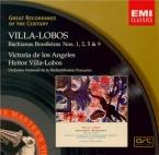 VILLA-LOBOS - De los Angeles - Bachianas brasileiras n°1