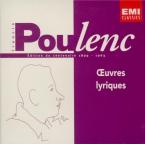 Oeuvres lyriques Edition du centenaire 1899-1963 Vol.3