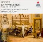MOZART - Harnoncourt - Symphonie n°16 en do majeur K.128