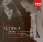 PROKOFIEV - Argerich - Concerto pour piano et orchestre n°1 en ré bémol