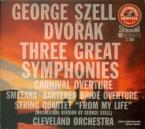 DVORAK - Szell - Symphonie n°7 en ré mineur op.70 B.141
