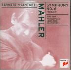 MAHLER - Bernstein - Symphonie n°6 'Tragique'