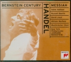 HAENDEL - Bernstein - Messiah (Le Messie), oratorio HWV.56