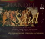 HAENDEL - Neumann - Saul, oratorio HWV.53