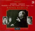HAENDEL - Kubelik - Serse, opéra en 3 actes HWV.40 (aussi 'Xerxes') live München, 22-28 - 10 - 1962