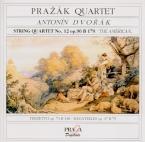 DVORAK - Prazak Quartet - Quatuor à cordes n°12 en fa majeur op.96 B.179