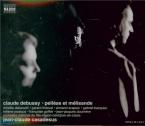 DEBUSSY - Casadesus - Pelléas et Mélisande, drame lyrique avec orchestre