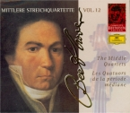 The middle quartets Complete Beethoven Edition Vol.12