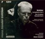 MAHLER - Zender - Symphonie n°9 (Hans Zender Edition Vol.7) Hans Zender Edition Vol.7