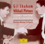 GLAZUNOV - Shaham - Concerto pour violon op.82