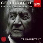 TCHAIKOVSKY - Celibidache - Symphonie n°6 en si mineur op.74 'Pathétique