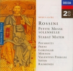 ROSSINI - Magiera - Petite messe solennelle