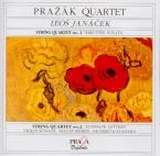 JANACEK - Prazak Quartet - Quatuor à cordes n°1 'Kreutzer Sonata'
