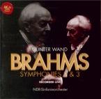 BRAHMS - Wand - Symphonie n°2 pour orchestre en ré majeur op.73