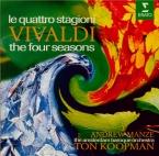 VIVALDI - Koopman - Concerto pour violon, cordes et b.c. en mi majeur op