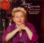 SCHUMANN - De Larrocha - Humoreske, pour piano en si bémol majeur op.20