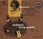 BEETHOVEN - Budapest String - Quatuor à cordes n°4 op.18-4