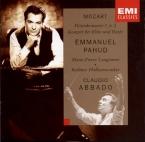 MOZART - Pahud - Concerto pour flûte, harpe et orchestre en do majeur K