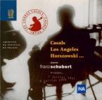 SCHUBERT - Casals - Quintette à cordes à deux violoncelles en do majeur