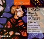 HAYDN - Davis - Missa in Angustijs, pour solistes, choeur mixte, orchestr