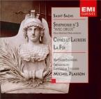 SAINT-SAËNS - Plasson - Symphonie n°3 'Avec orgue'