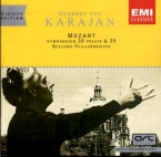 MOZART - Karajan - Symphonie n°38 en ré majeur K.504 'Prague'