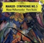 MAHLER - Boulez - Symphonie n°5