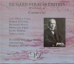 STRAUSS - Heger - Capriccio, opéra op.85 (Live München, 20 - 8 - 1960) Live München, 20 - 8 - 1960