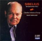 SIBELIUS - Berglund - Symphonie n°6 op.104