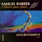 L'Oeuvre pour piano (Premier enregistrement mondial)