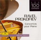 PROKOFIEV - Argerich - Concerto pour piano et orchestre n°3 en do majeur