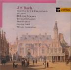 BACH - Melante Amsterd - Concerto pour quatre clavecins et cordes en la