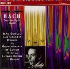 BACH - Guillou - Concerto pour orgue en la mineur BWV.593 (d'après Vival vol.14 : Bach