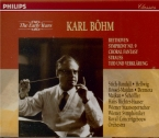 BEETHOVEN - Böhm - Symphonie n°9 op.125 'Ode à la joie'