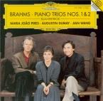BRAHMS - Pires - Trio avec piano n°1 en si majeur op.8