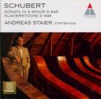 SCHUBERT - Staier - Sonate pour piano en la mineur op.42 D.845 Pianoforte Johann Fritz, Vienna c.1825