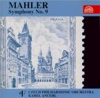 MAHLER - Ancerl - Symphonie n°9