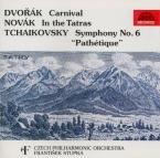 TCHAIKOVSKY - Stupka - Symphonie n°6 en si mineur op.74 'Pathétique'