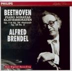 BEETHOVEN - Brendel - Sonate pour piano n°4 op.7